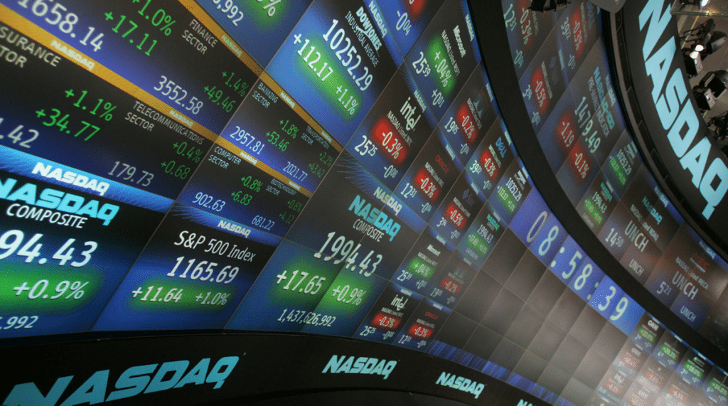 Trading with stocks