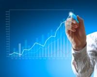 binary options trading graph