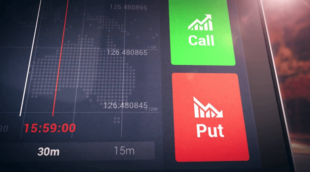 What the difference between binary options and forex