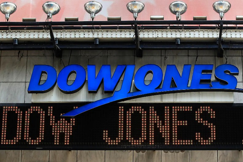 dow jones 2020 shake-up