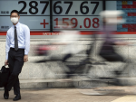 Wall Street Highs Replicated in Asia-Pacific Stock Markets